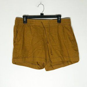 Old Navy Linen Blend Shorts Womens Large